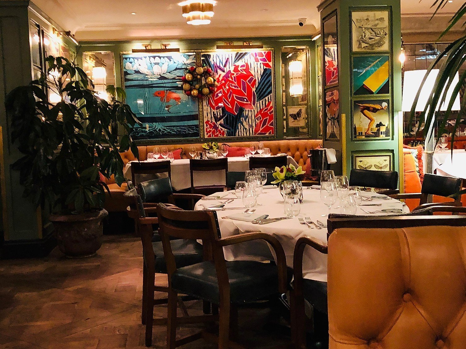 AD – Review // The Ivy Marlow Garden
