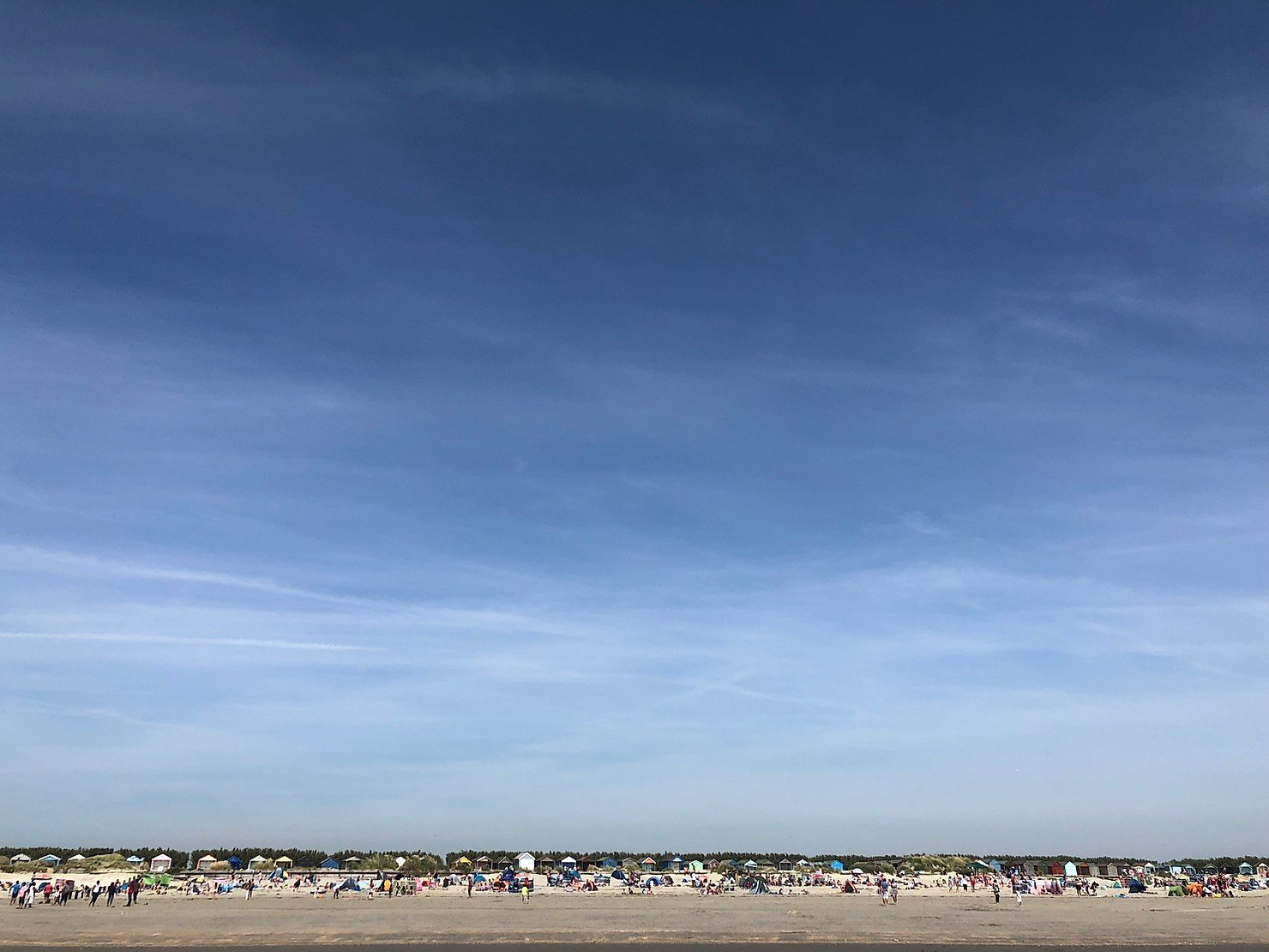 A day at West Wittering Beach