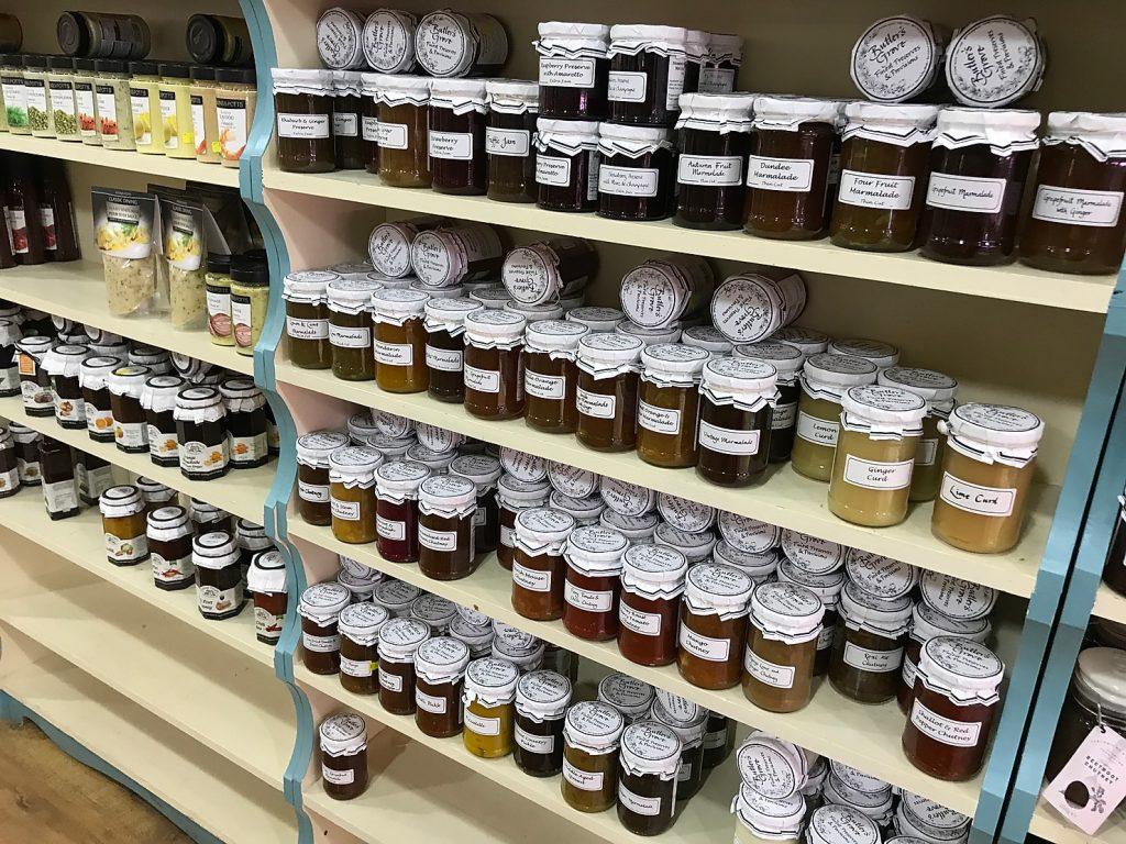 Lockey Farm Shop Jams and Chutneys