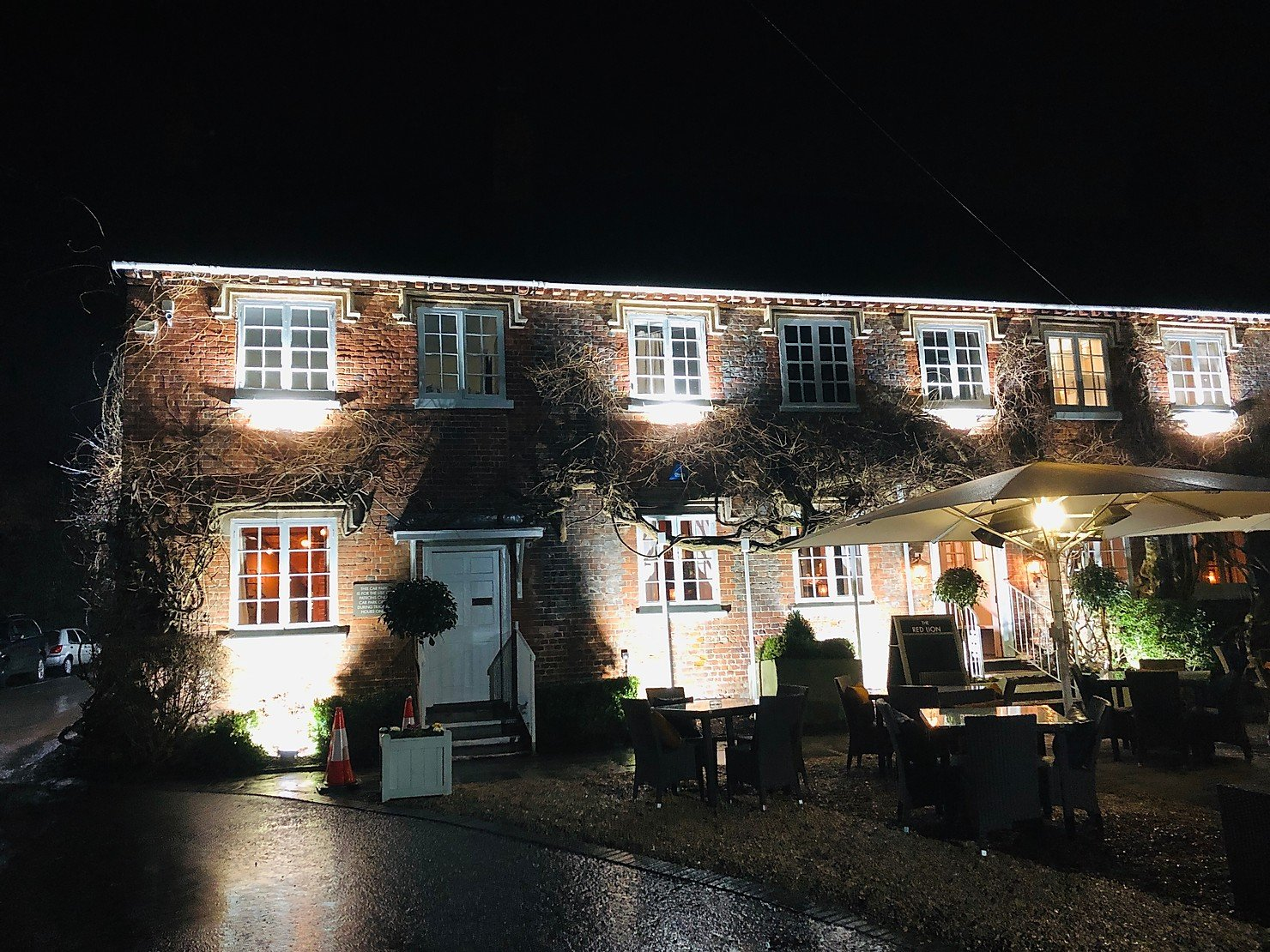 Review // The Red Lion, Stoke Green