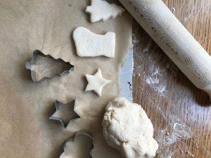 Homemade Salt Dough Decorations
