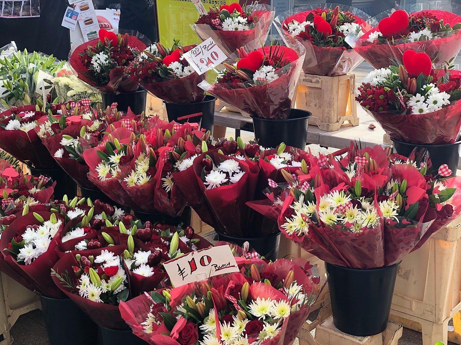 A visit to Bracknell Market