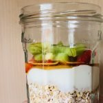 Overnight Oats and Fruit Recipe