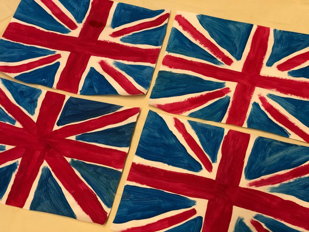 ve day flag