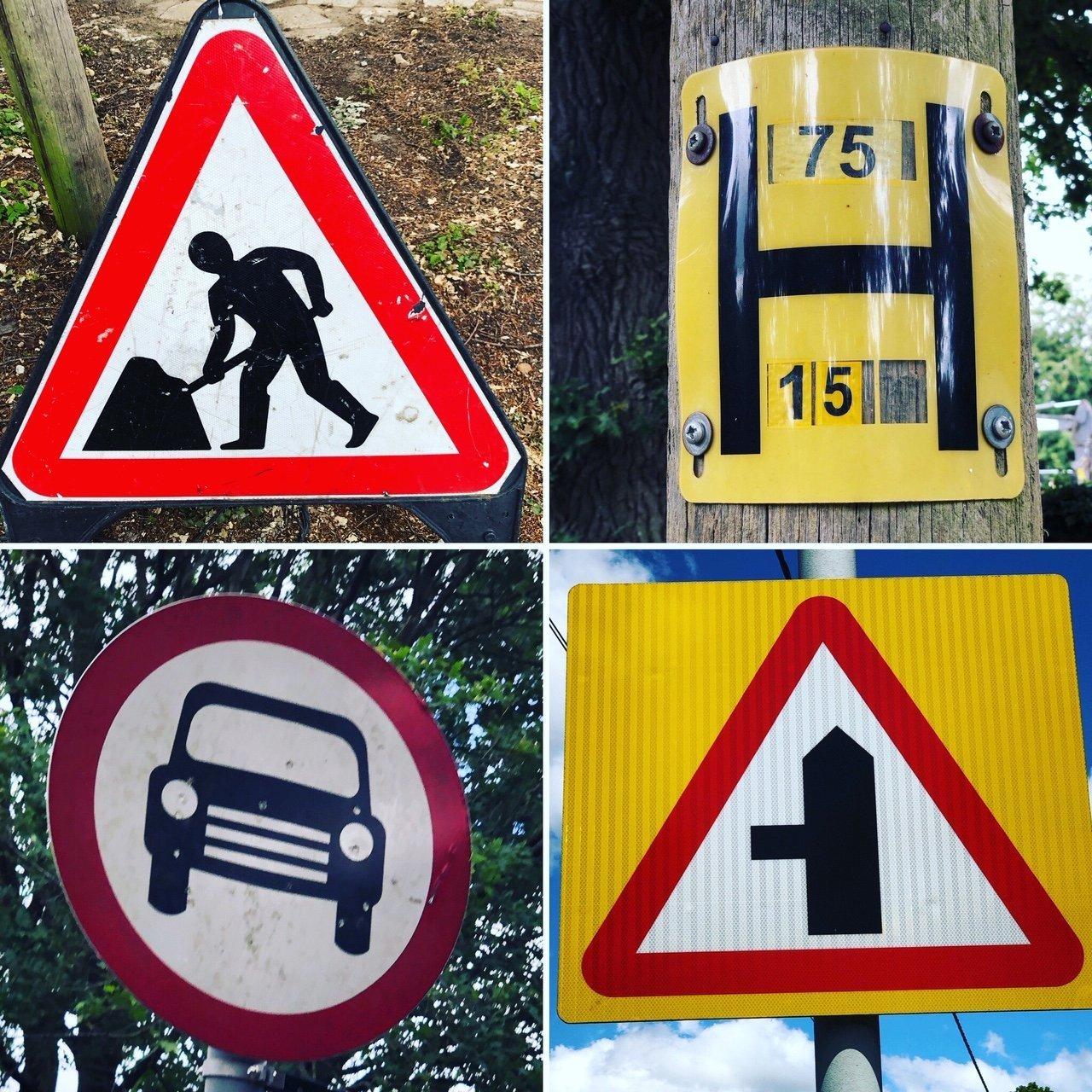 'Sign Spotting'