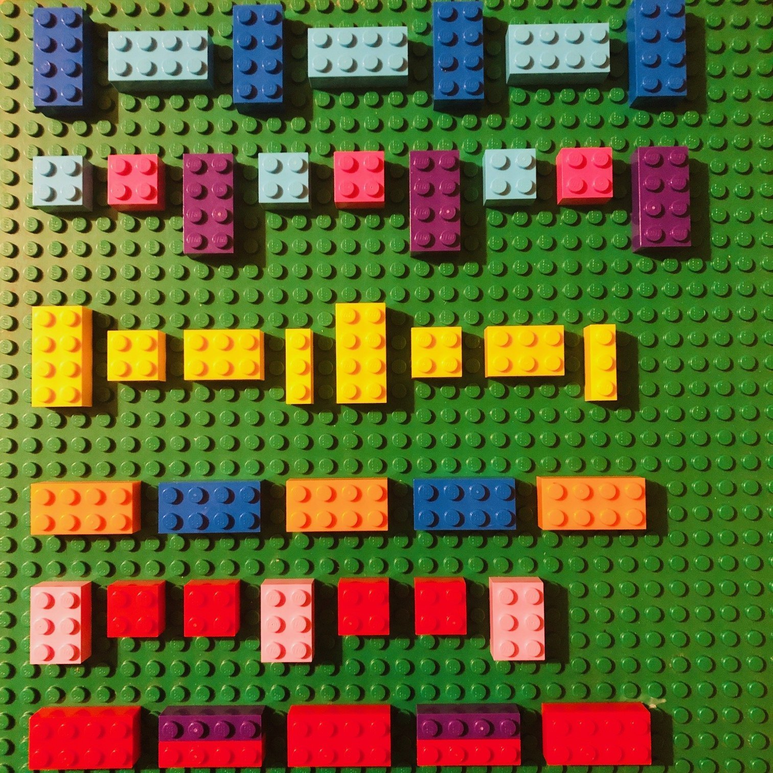Lego Repeating Patterns