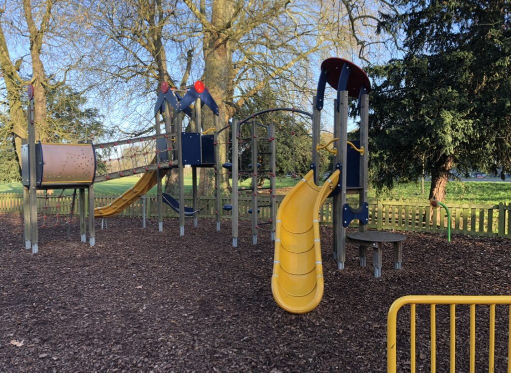 Home Park, Windsor play area