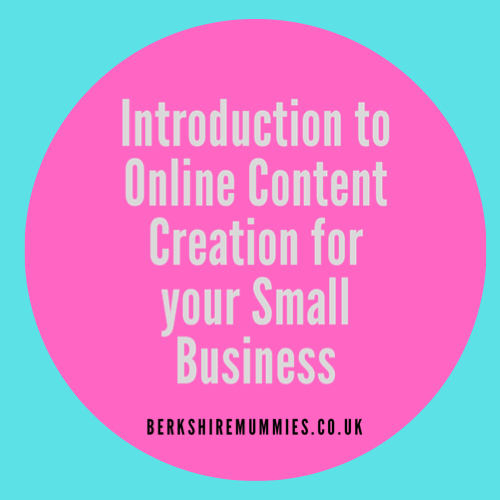 Introduction To Online Content