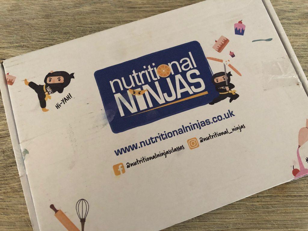 Nutritional Ninjas Box