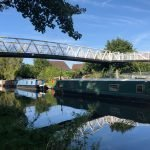 The Canal and White Bridge, Kennet and Avon Canal