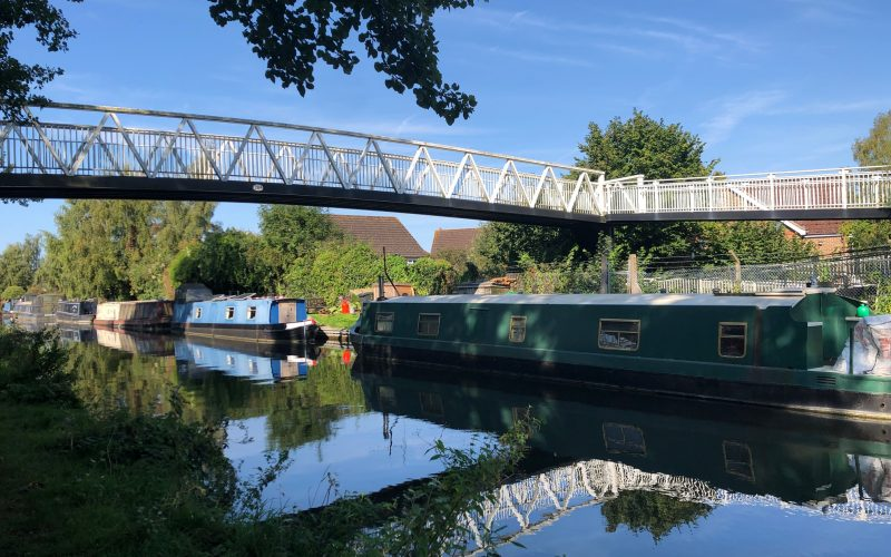 A visit to Aldermaston Wharf