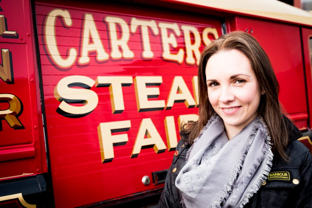 Georgina Carter