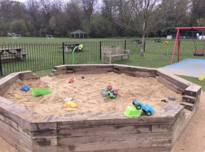 Toddler Friendly Parks in Berkshire