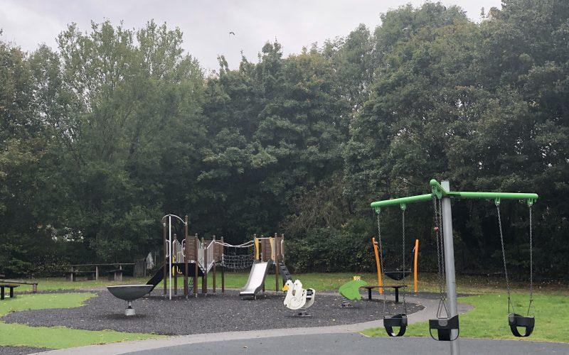 Westmorlands Park in Warfield