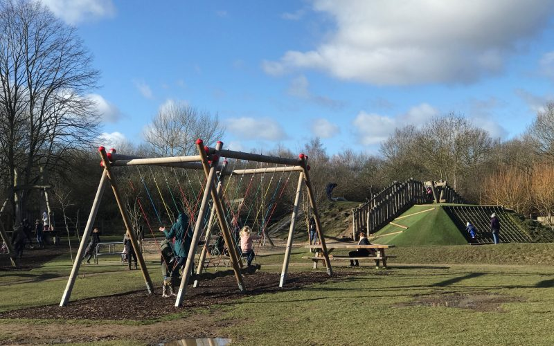 Parks and Playgrounds in Wokingham Borough