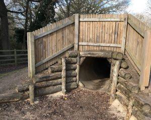 Dinton Pastures Play Park