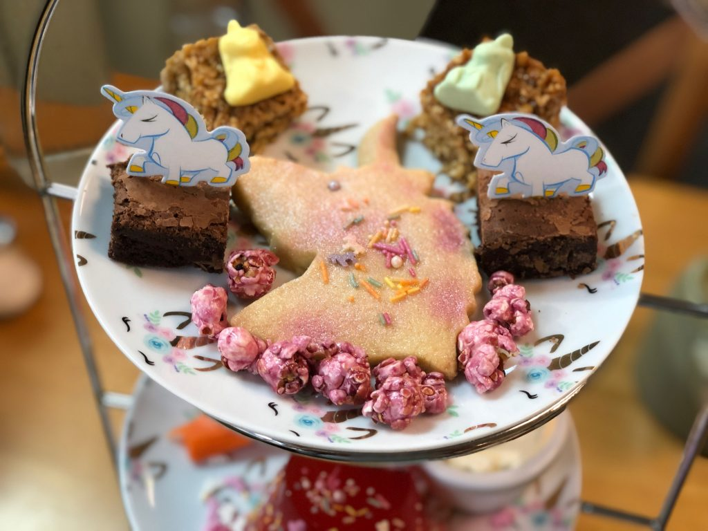 Robyn's Nest Cafe Afternoon Tea