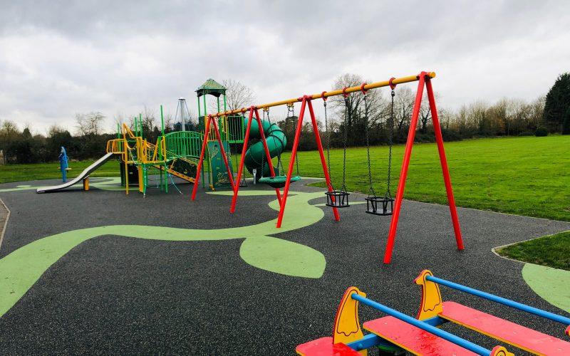 Asher Recreation Ground in Cranbourne