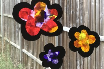 Flower Sun Catchers