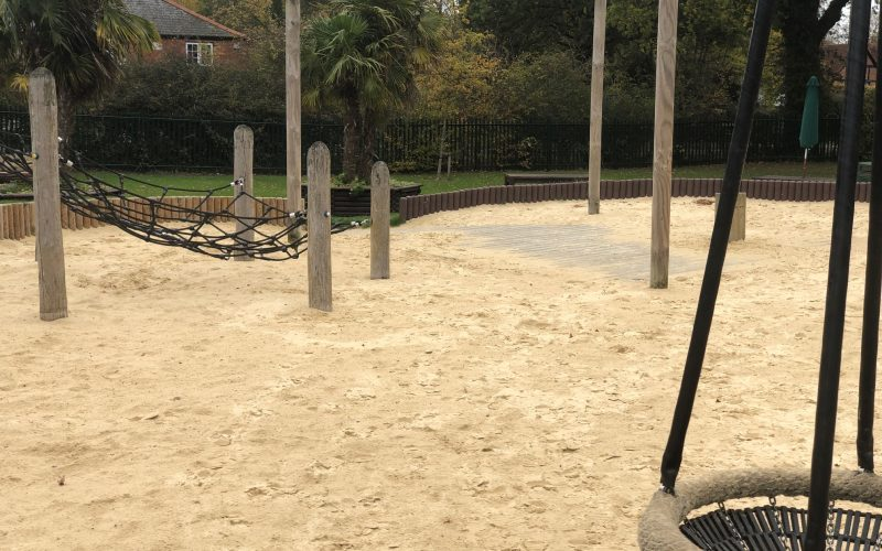 Parks in Berkshire with Sandpits