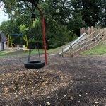 Castle Slide at Mill Park and Pond Bracknell