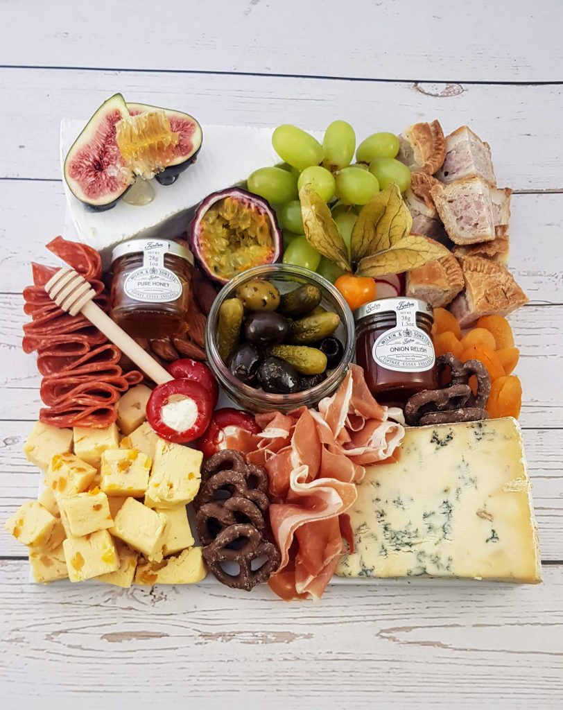cheese and meats 2