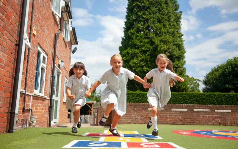 Discover leading independent school, St. Mary's Prep in Henley on Thames (AD)