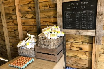The Egg Shed at Stokes Farm in Wokingham