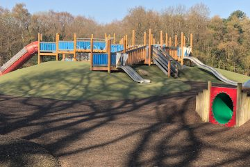 Finchampstead Baptist Church (FBC) Play Area
