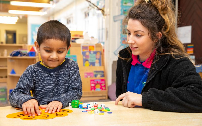 Complete Childcare's 'School Ready' Programme (AD)