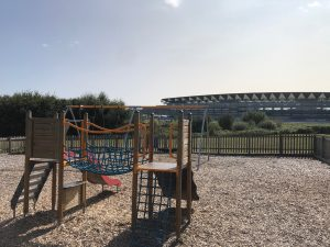 Play Area at Ascot Heath at Ascot Racecourse