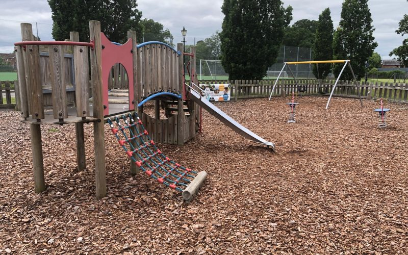 Clewer Manor Play Area