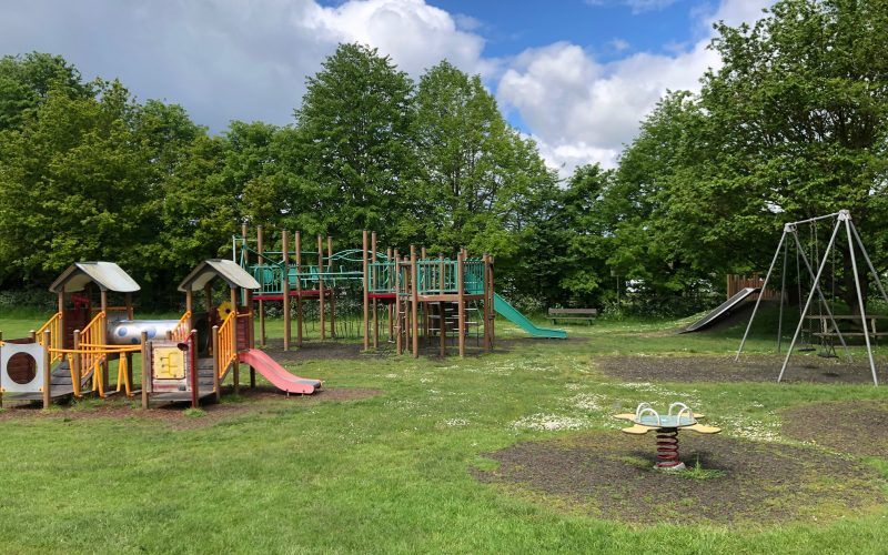 Play Area at Warfield Memorial Ground