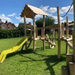 York Road Play Area in Binfield