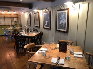 (AD) Family Sunday Lunch at The Bird In Hand
