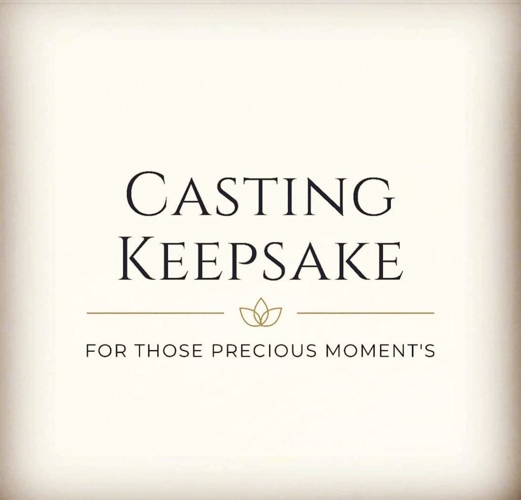 Casting Keepsake