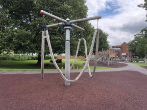 Elms Field Play Area and Park in Wokingham