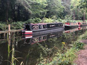 Visiting The Basingstoke Canal