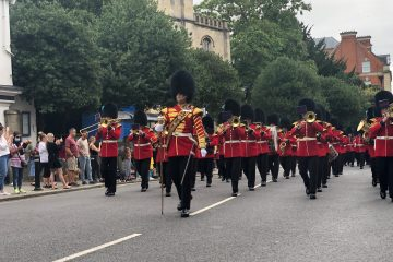 Changing of the Guard in Windsor