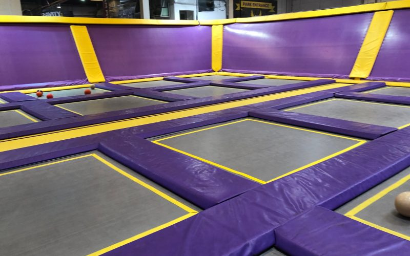 (AD – Review) Family Jump at Gravity Force in Camberley