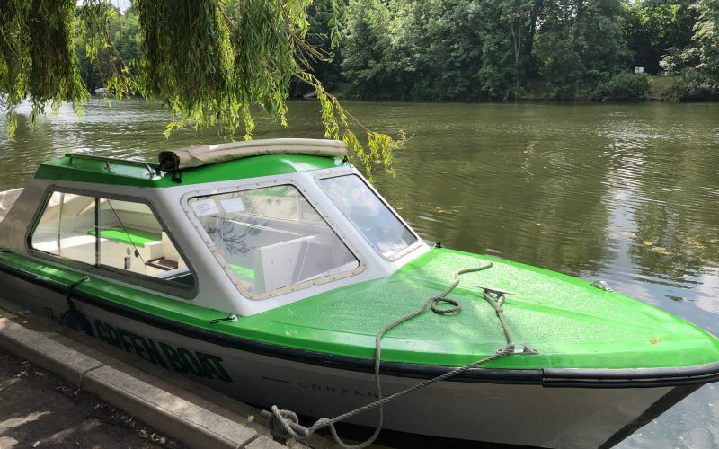 (AD) Family Day Out at The Little Green Boat Company