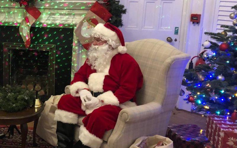 Santa's Grottos and Experiences in Berkshire