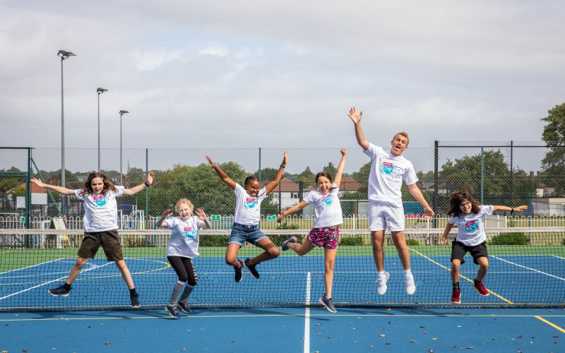 (AD) Camp Beaumont's October Half Term Camps