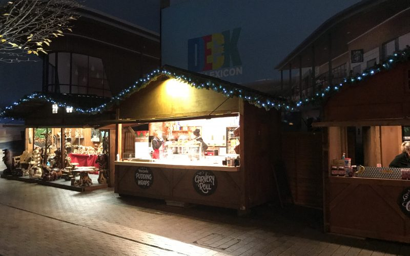 Christmas Markets and Fairs in Berkshire
