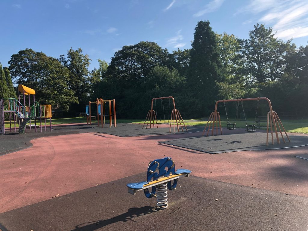 Parks and Playgrounds in Windsor