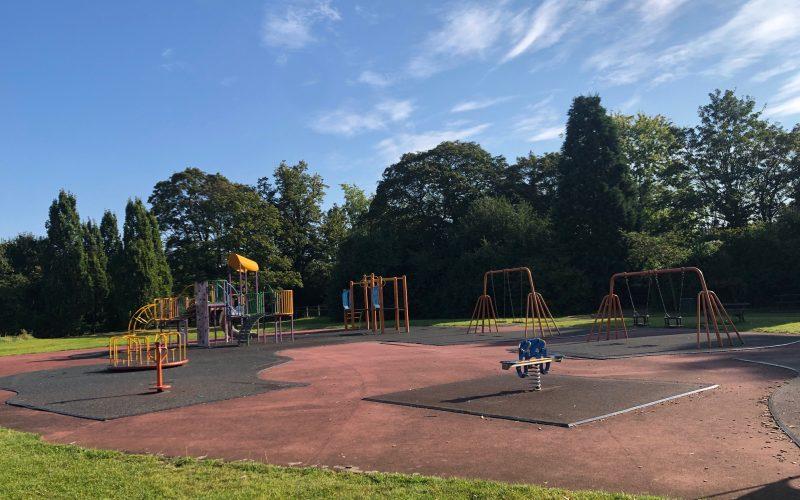 Vansittart Recreation Ground in Windsor