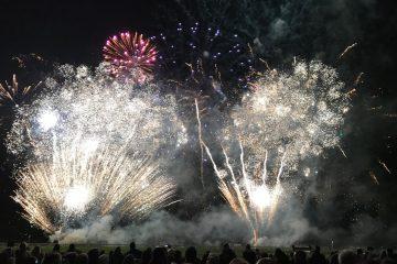 Firework Displays in Berkshire