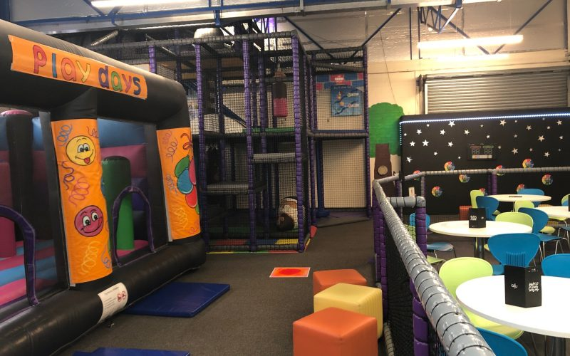 (AD) A visit to Big on Bouncing Soft Play in Burnham