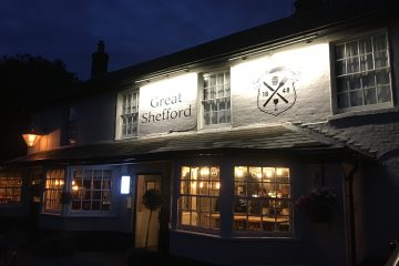 (AD) Review of The Great Shefford in Hungerford